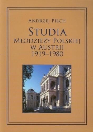 Okładka książki Studia młodzieży polskiej w Austrii 1919-1980