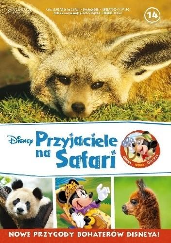 Okładka książki Przyjaciele na Safari. Otocjony. Lamy. Pandy wielkie.