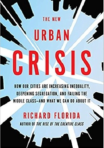 Okładka książki The New Urban Crisis