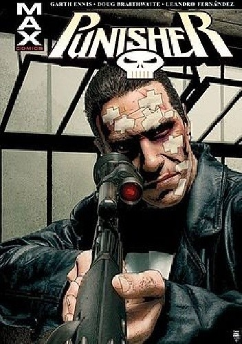 Okładka książki Punisher Max - Tom 2