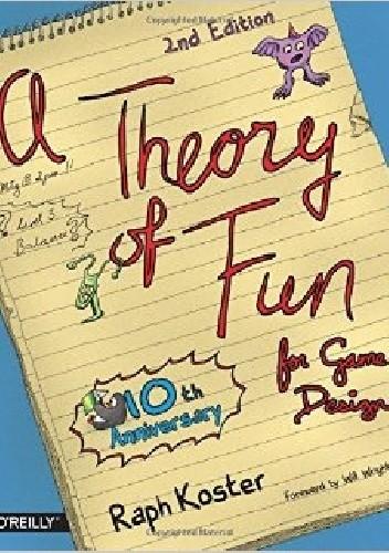 Okładka książki A Theory of Fun for Game Design