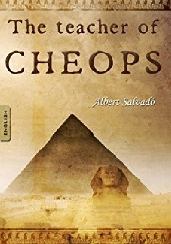 Okładka książki Teacher of Cheops