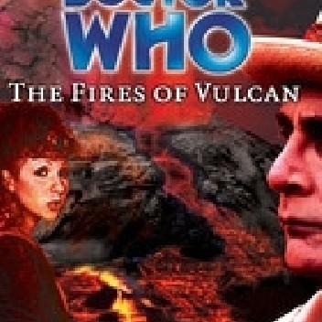 Okładka książki Doctor Who: The Fires of Vulcan