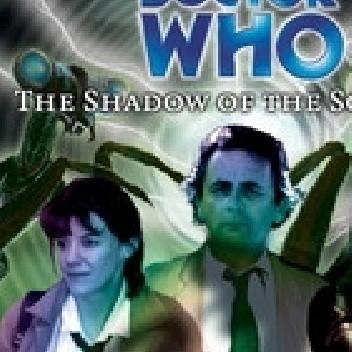 Okładka książki Doctor Who: The Shadow of the Scourge