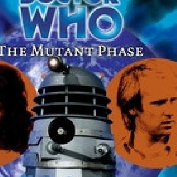 Okładka książki Doctor Who: The Mutant Phase