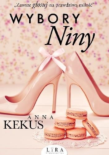 Okładka książki Wybory Niny