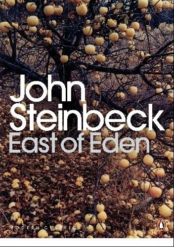 Okładka książki East of Eden