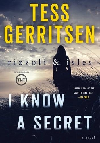 Okładka książki I Know A Secret