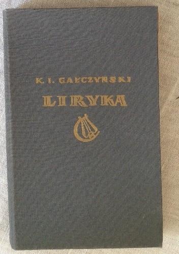 Liryka Konstanty Ildefons Gałczyński 4803368