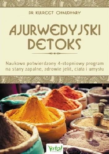 Okładka książki Ajurwedyjski detoks