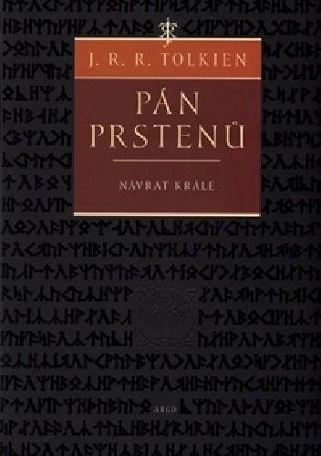 Okładka książki Návrat krále
