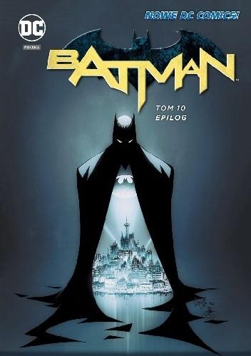 Okładka książki Batman: Epilog