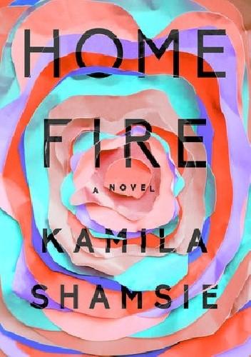 Okładka książki Home Fire