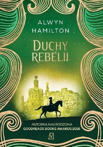 Okładka książki Duchy rebelii