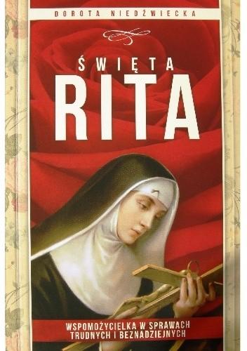 Okładka książki Święta Rita