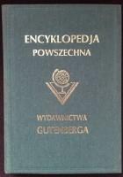 """Wielka ilustrowana encyklopedja powszechna Wydawnictwa """"Gutenberga"""". Tom I"""