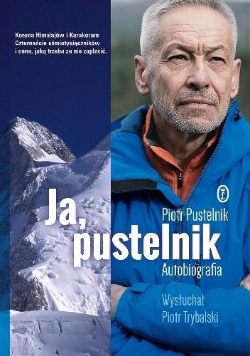 Okładka książki Ja, pustelnik. Autobiografia