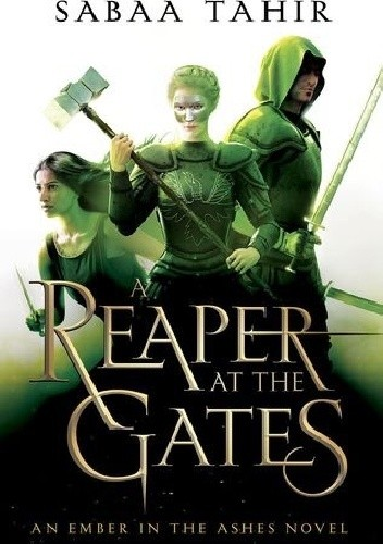 Okładka książki A Reaper at the Gates