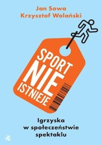 Okładka książki Sport nie istnieje