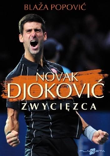 Okładka książki Novak Djoković. Zwycięzca