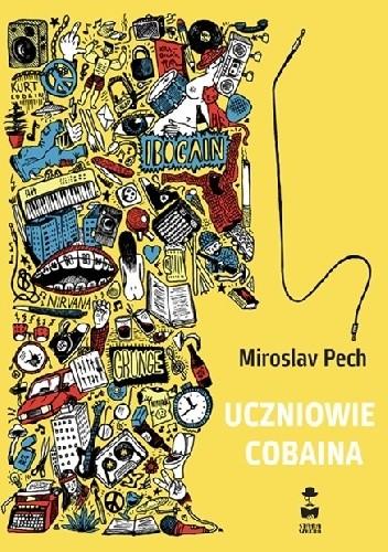 Okładka książki Uczniowie Cobaina