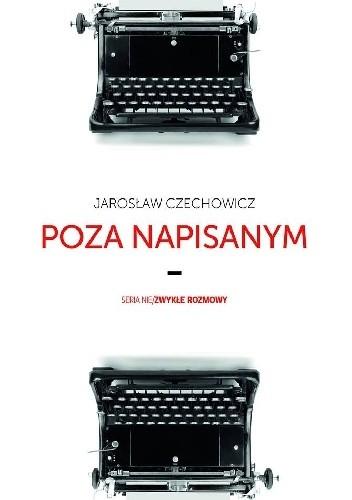 Okładka książki Poza napisanym
