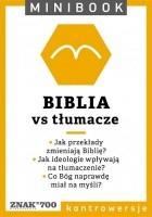 Biblia. Vs tłumacze