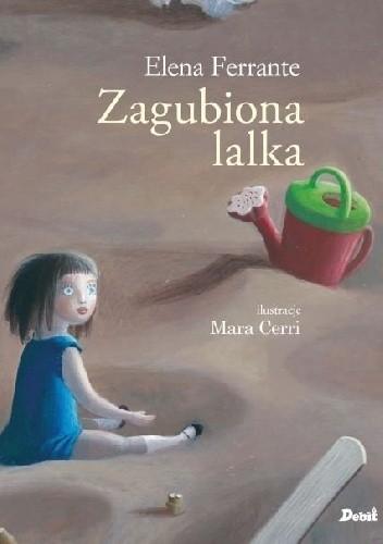 Okładka książki Zagubiona lalka