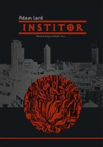 Okładka książki Institor