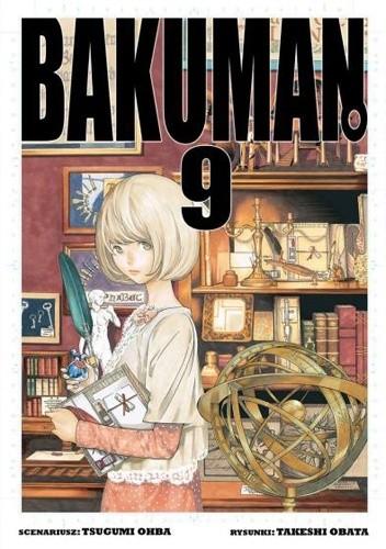 Okładka książki Bakuman #9