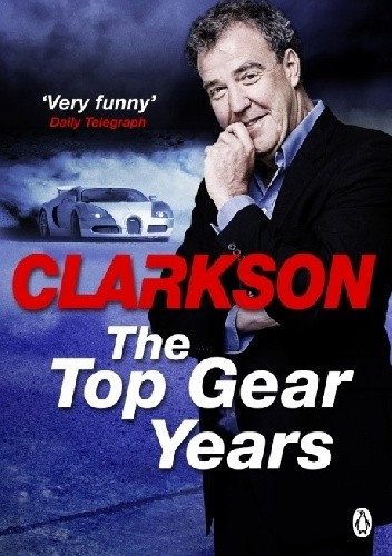 Okładka książki The Top Gear Years
