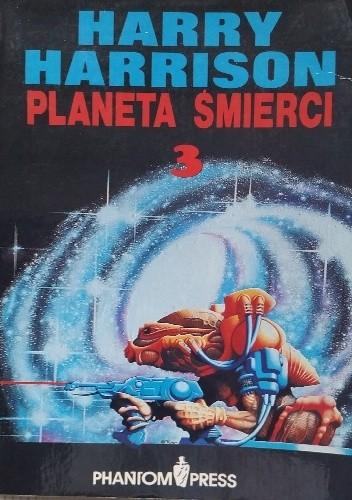 Okładka książki Planeta śmierci 3