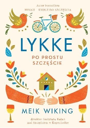 Okładka książki Lykke. Po prostu szczęście