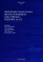 Programy nauczania języka polskiego jako obcego. Poziomy A1-C2