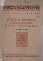 Mikołaj Gomółka i jego poprzednicy w historii muzyki polskiej