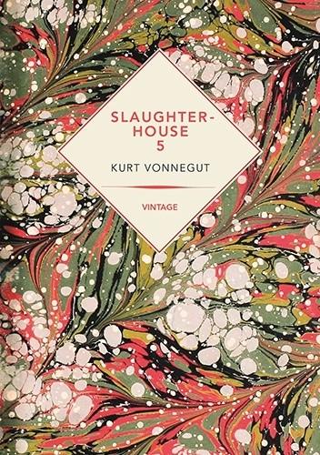 Okładka książki Slaughterhouse 5