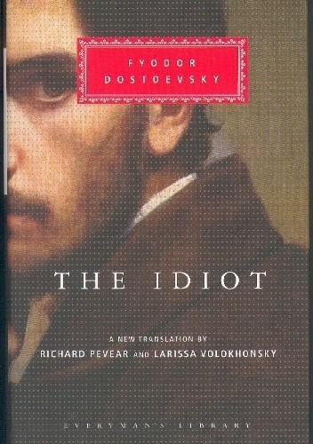 Okładka książki The Idiot