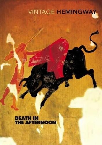 Okładka książki Death in the Afternoon
