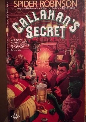 Okładka książki Callahan's Secret