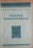 Kultura prasłowiańska