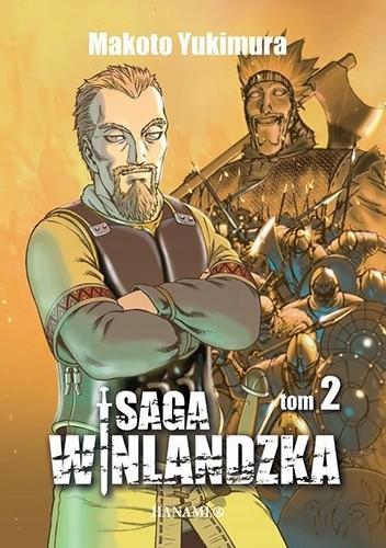 Okładka książki Saga Winlandzka #2