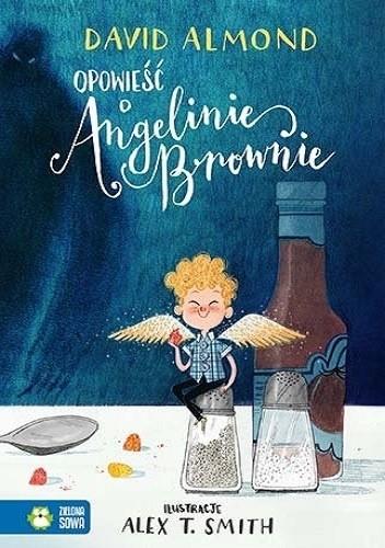 Okładka książki Opowieść o Angelinie Brownie