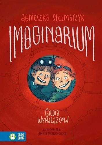 Okładka książki Imaginarium