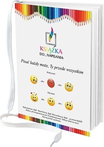 Okładka książki Książka do napisania dla Kreatywnych Innowatorów