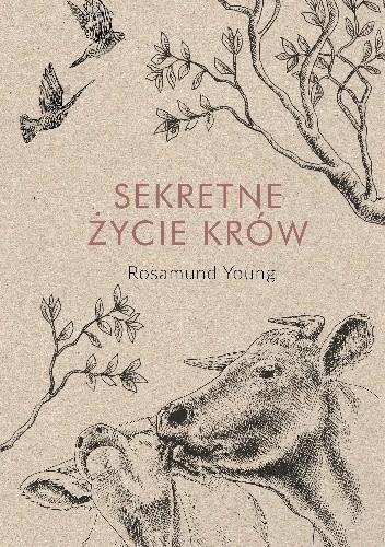 Okładka książki Sekretne życie krów