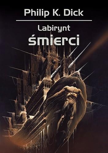 Okładka książki Labirynt śmierci