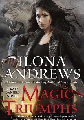 Okładka książki Magic Triumphs