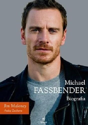 Okładka książki Michael Fassbender. Biografia