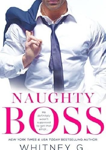 Okładka książki Naughty Boss