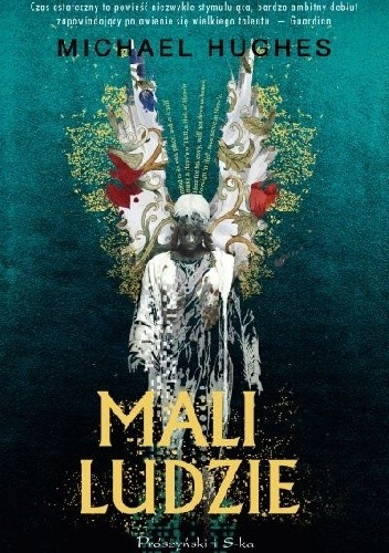 Okładka książki Mali ludzie
